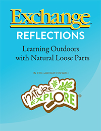 Learning Outdoors with Natural Loose Parts