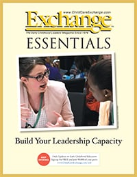 Build Your Leadership Capacity
