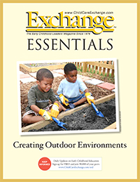 Creating Outdoor Environments