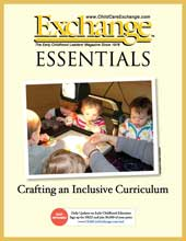 Crafting an Inclusive Curriculum